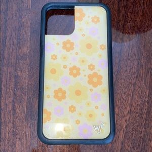 Wildflower iPhone 11 Pro case